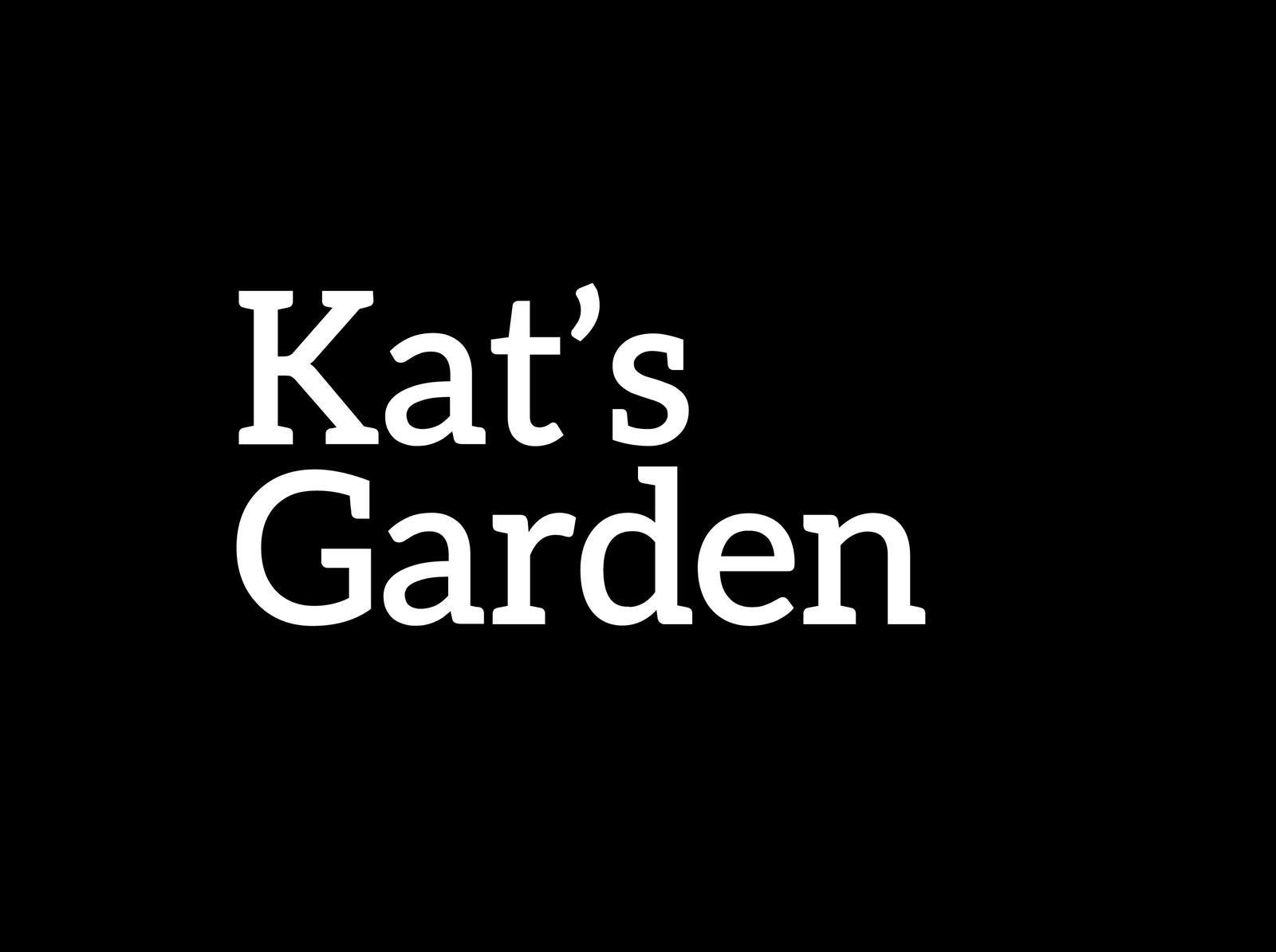 Kat's Garden