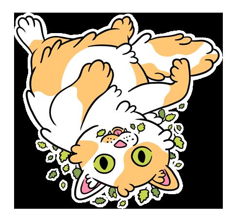 Kat's Nip mascot